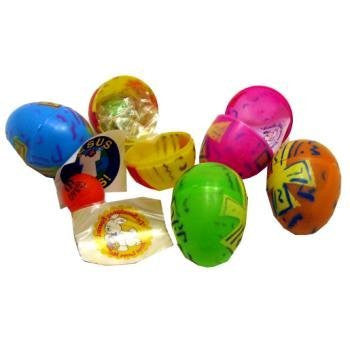 Religious Toy Filled Eggs Case Pack 24