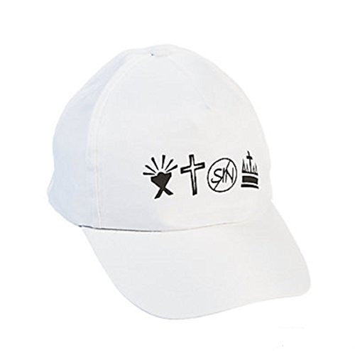 Testify Baseball Cap - 12 Pack