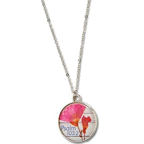 Bouquet of Blessings Pendant Necklace