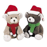 Holiday Bears - Stocking Stuffers & Toys & Plush Toys
