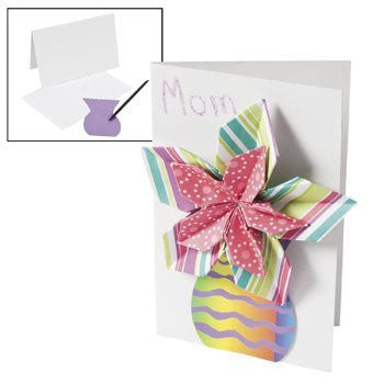 Scratch 'N Reveal Mother's Day Cards - Crafts for Kids & Magic Scratch