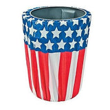 patriotic trash can covers
