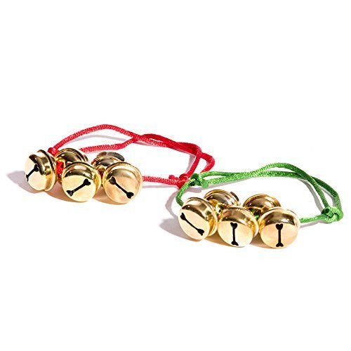 Jingle Bell Friendship Bracelets