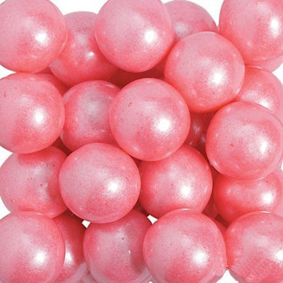 Shimmer Bright Pink Large Gumballs - Gifts for the Hostess