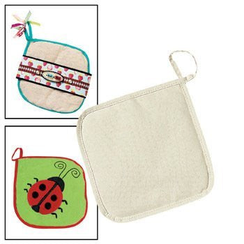 Design Your Own Customizable Pot Holders - Craft Kits & Projects & Design Your Own