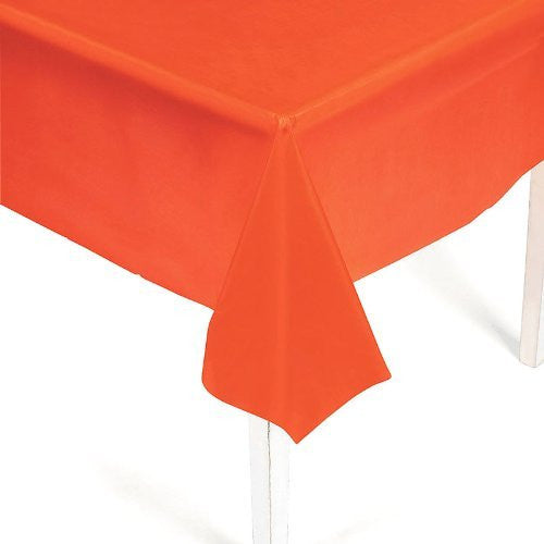 Orange Table Cover