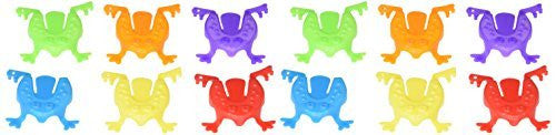 Mini Jumping Frogs Party Favors (24 Pack)