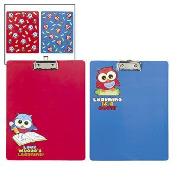 Back To School Clipboards - Stationery & Office Supplies