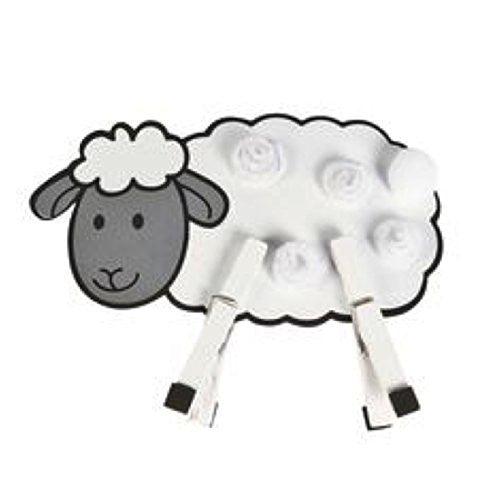 Foam Easter Lamb Craft Kit