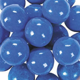 Royal Blue Large Gumballs - Candy & Gum