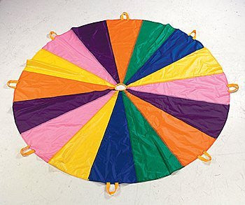 6 Ft Super Sturdy Parachute - Curriculum Projects & Activities & Active Play