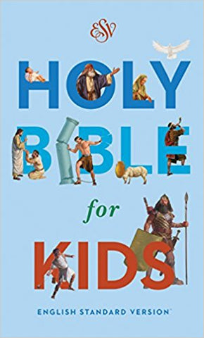 ESV Holy Bible for Kids Economy Paperback