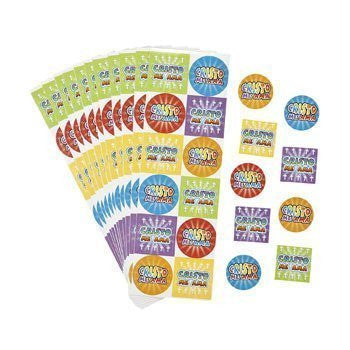 Spanish Jesus Loves Me Stickers - Stationery & Stickers