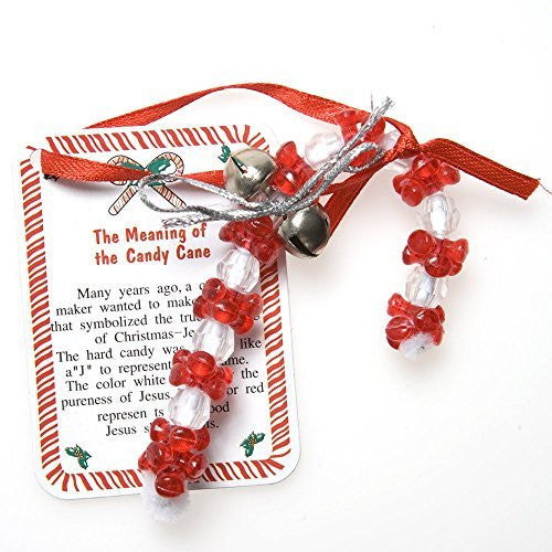 christian candy cane ornament craft kits - Hard Candy Christmas Meaning