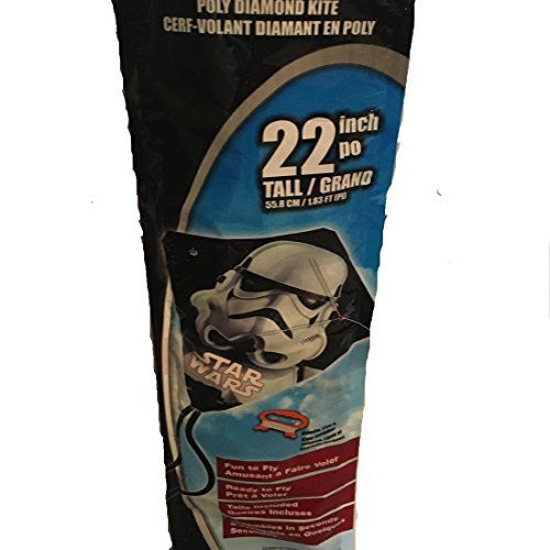 22 Inch Star Wars Poly Diamond Kite