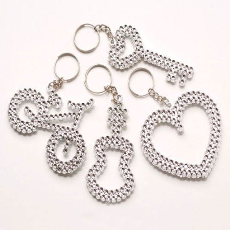 Bling Ornament Key Chains