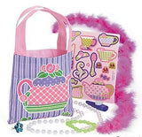 Girls Let's Tea Party Goodie Bags 12 Pre-filled - $6.25(Free Treat Bags)