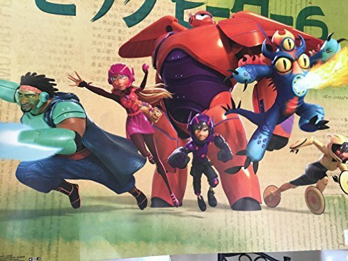 Disney 18 x 24 Big Hero 6 Poster