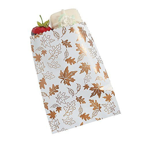 Fall Wedding Cake Bags~2 units