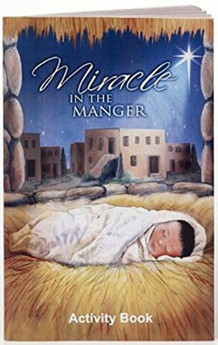 Dozen Miracle in the Manger Activity Books