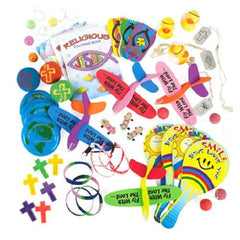 Bulk Christian Novelty Assortment (50 pieces)