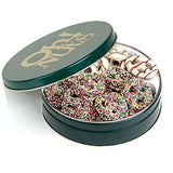 Holiday Gourmet Chocolate Pretzels Gift Tin