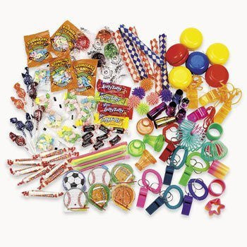 Piata Toy & Candy Assortment - Candy & Bulk Candy