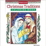 Adult Coloring Book Designs: Stress Relief Coloring Book: Christmas Traditions (3 Books) Bulk