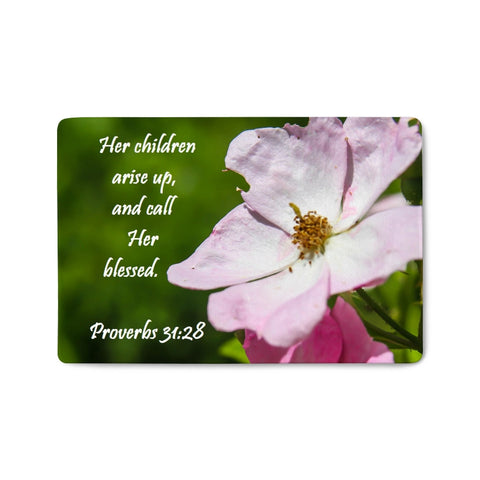 Proverbs 31 Door Mat for Mothers