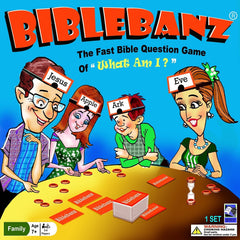 Biblebanz Christian Family Board Game