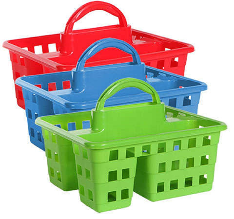 Classroom Mini Multipurpose Storage Caddies 12 Pack