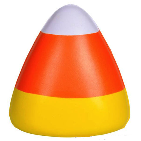 Candy Corn Stress Ball Toys (24 Pack)