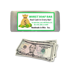 Money Soap Jackpot Real Cash In Every Bar