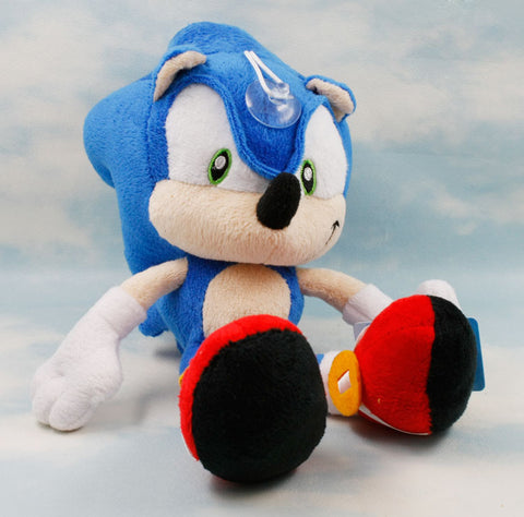 Large 27cm Blue Sonic The Hedgehog Plush Doll