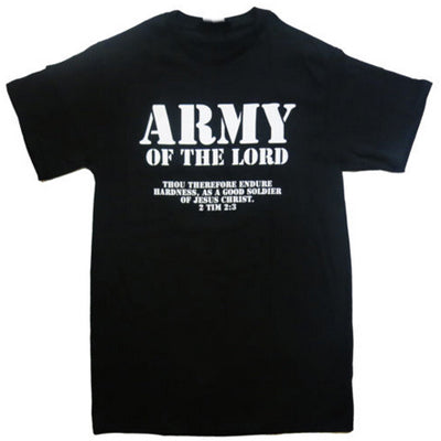 Army of the Lord Christian T Shirt