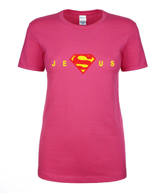 Super Jesus Christ t shirt cotton high quality o-neck top tees
