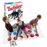 Funny Twister Moves Mat Board Game Group Outdoor Sport Toy Gift Kids Body