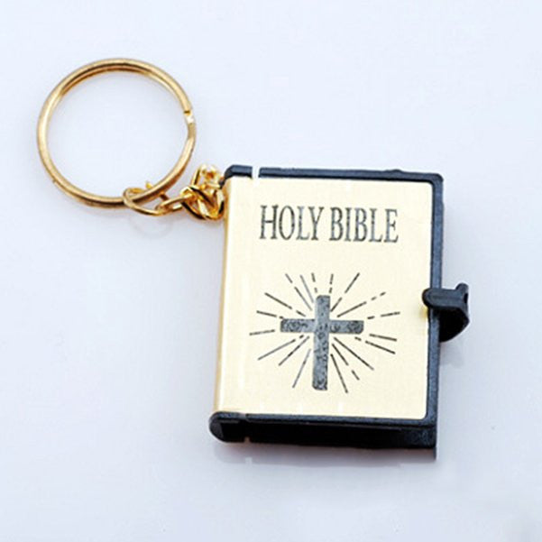 Mini Bible Keychain