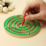 Wooden Puzzle Educational Toys Game For Kids