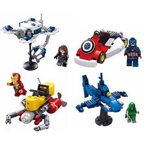 Super Heroes Marvel Avengers Building Blocks