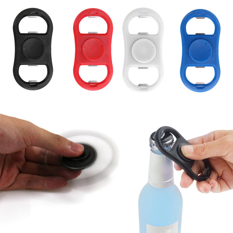 Metal Bottle Opener Fidget Spinner