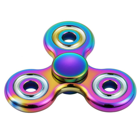Fidget Spinner EDC Hand Spinner High Speed Bearing Metal Fingertip Gyro Toys