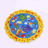 Inflatable Pad Play Day Summer Baby Activity Water Mat Toy For Pool Swimming