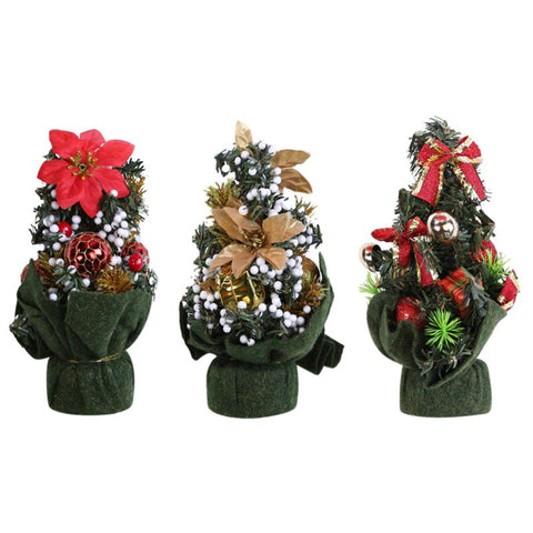 Mini Christmas Tree Ornaments