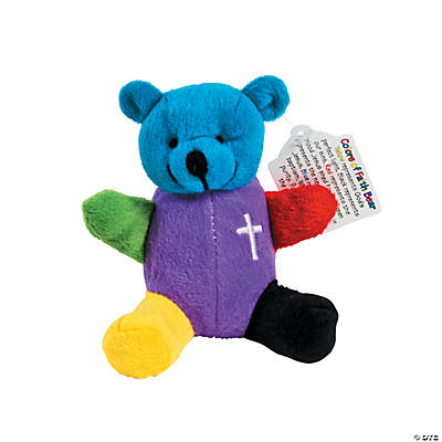 Bear of Faith Plush Stuffed Animal