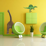Brachiosaurus Dinosaur Animal Wall Decal Sticker