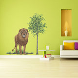 Grass Wall Decal Sticker