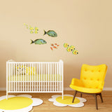 Grunt Fish Sea Life Wall Decal Sticker