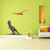Pterodactyl Dinosaur Wall Decal Sticker