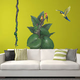 Snake Jungle Wall Decal Sticker